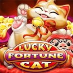Lucky Fortune Cat HB