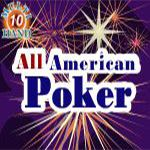 All American Poker (10 Hands)