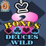 Bonus Deuces Wild (3 Hands)